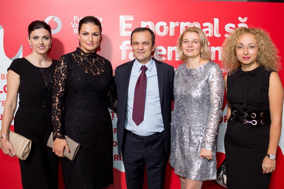 Fundația Vodafone România și-a anunțat sprijinul pentru renovarea secției de Neonatologie a Spitalului Județean Constanța