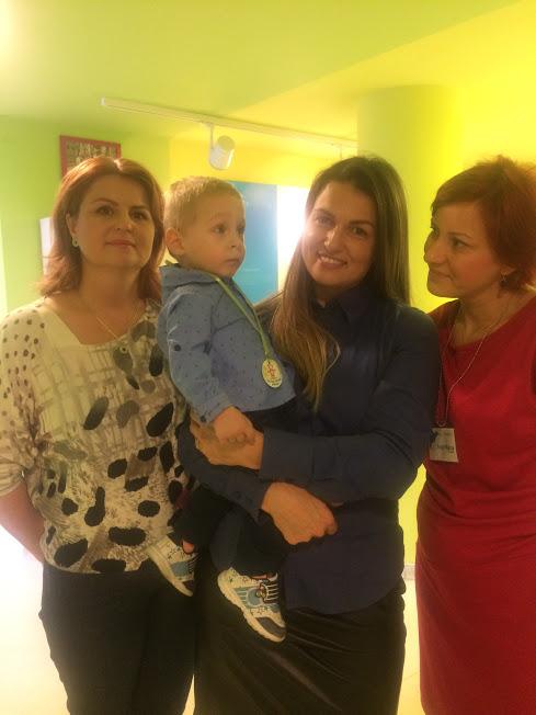 Ziua Mondiala a Prematuritatii a fost sarbatorita la  Centrul Medical Focus Constanta