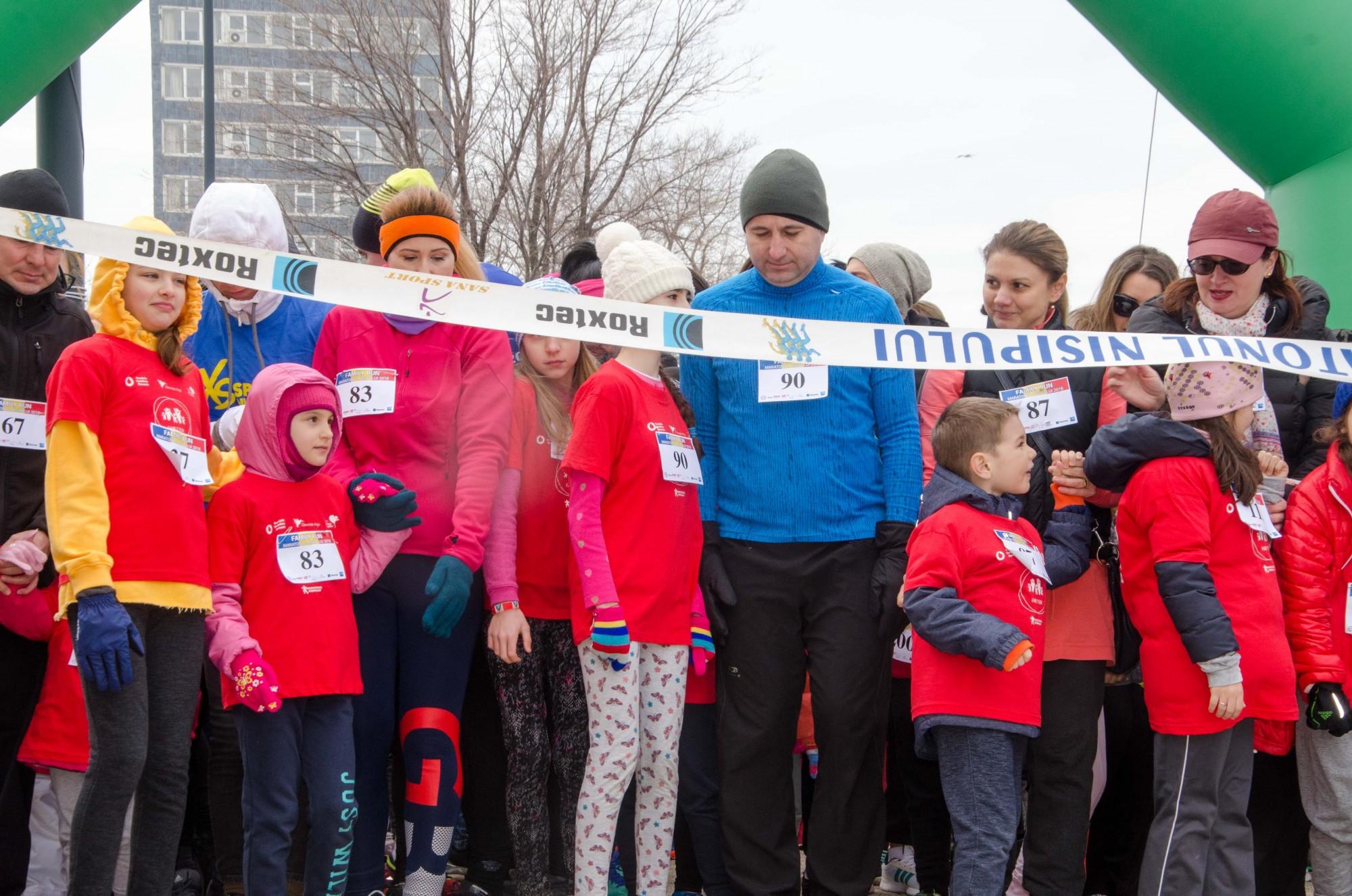 Peste 15.000 de lei stransi la Maratonul Nisipului pentru proiectul de modernizare a Sectiei de terapie intensiva nou-nascuti Constanta