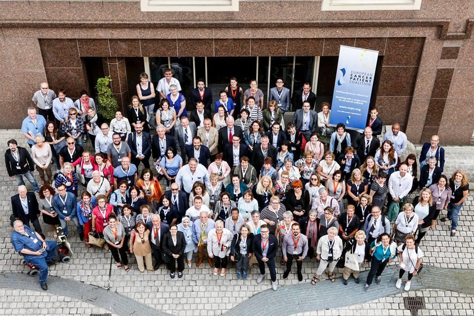Dăruiește Aripi a participat la Congresul Anual al Coaliției Europene a Pacienților cu Cancer